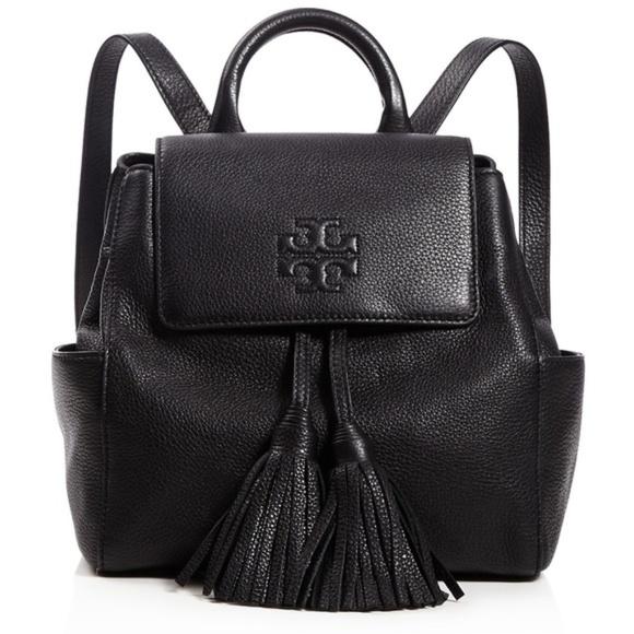 9e80e51ae105 Tory Burch Thea Mini Leather Backpack